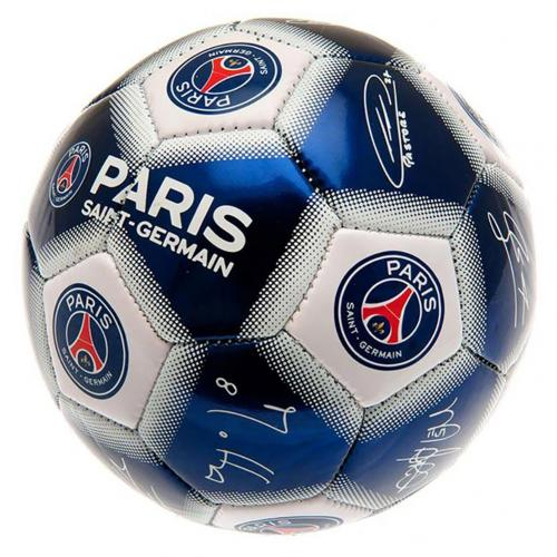 Paris Saint Germain F.C. Mini Ball Signature