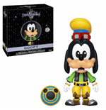 Kingdom Hearts 3 5-Star Vinyl Figure Goofy 8 cm