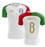 2018-2019 Italy Away Concept Football Shirt (Verratti 8)