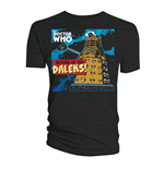 Doctor Who Men's Tee: Return of the Daleks