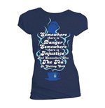 Doctor Who Ladies Tee: The Tea is Getting Cold