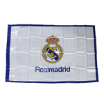 Real Madrid Flag 337576
