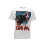 Captain America T-shirt 338444