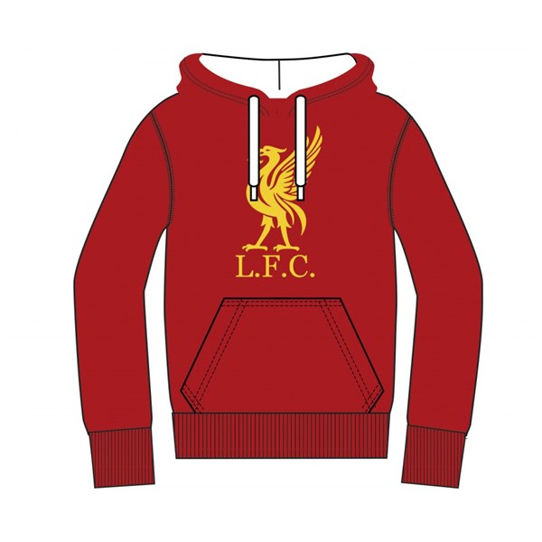 Liverpool FC Official Hooded Sweatshirt