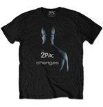 Tupac Men's Tee: Changes