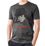 Clockwork Orange - Alex - Unisex T-shirt Grey