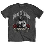 Guns N' Roses Men's Tee: Death Men