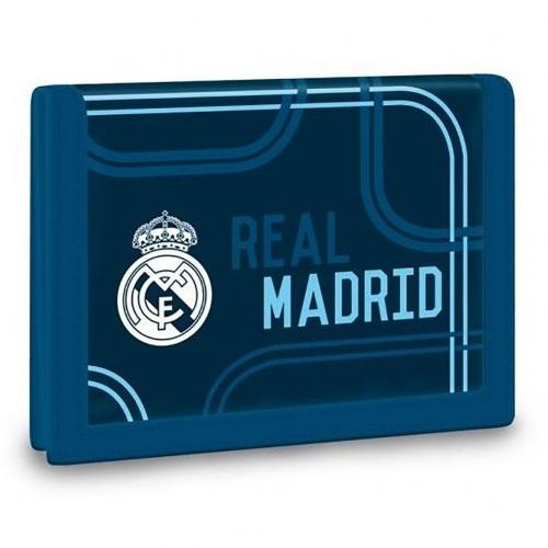 Real Madrid F.C. Nylon Wallet BL