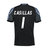 2016-17 Real Madrid 3rd Shirt (Casillas 1)