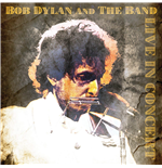 Vynil Bob Dylan And The Band - Live In Concert