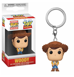 Toy Story Pocket POP! Vinyl Keychain Woody 4 cm