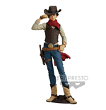 One Piece Treasure Cruise World Journey PVC Statue Monkey D. Luffy 21 cm