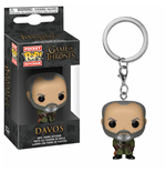 Game of Thrones Pocket POP! Vinyl Keychain Davos 4 cm