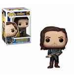 Avengers Infinity War POP! Movies Vinyl Figure Bucky 9 cm