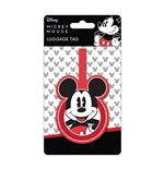 Mickey Mouse Rubber Luggage Tag Mickey Mouse