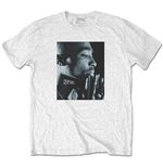 Tupac Unisex Tee: Changes Side Photo