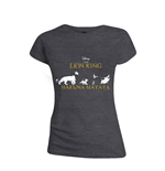 The Lion King Ladies T-Shirt Hakuna Matata