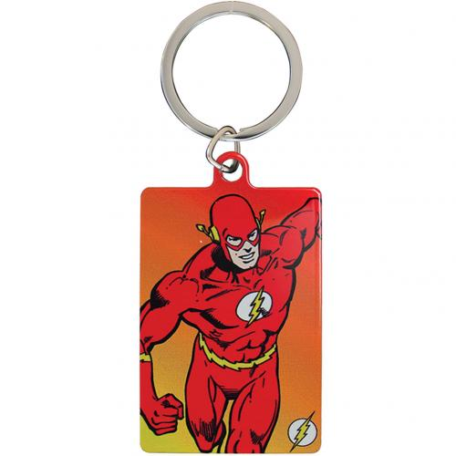 DC Comics Metal Keyring The Flash