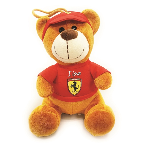 Ferrari  Plush Toy 345827