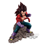 Dragonball GT Figure Super Saiyan 4 Vegeta 16 cm