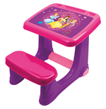 DISNEY Princess My 1st Desk with Creative Accessories Set