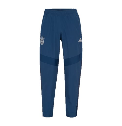 2019-2020 Bayern Munich Adidas Woven Pants (Night Marine) - Kids