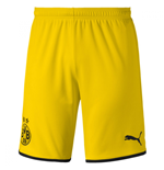 2019-2020 Borussia Dortmund Home Puma Shorts (Yellow)