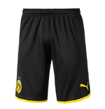 2019-2020 Borussia Dortmund Home Puma Shorts (Black)