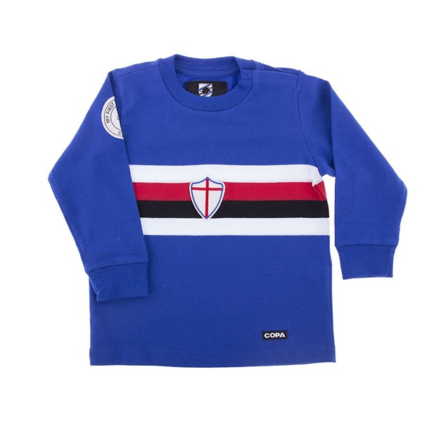 U. C. Sampdoria 'My First Football Shirt'