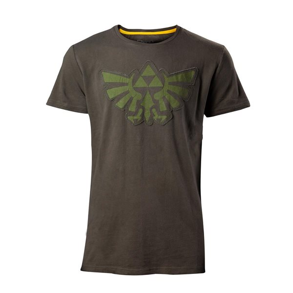 Zelda - Stitched Hyrule Men's T-shirt