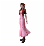 Crisis Core Final Fantasy VII Play Arts Kai Action Figure Aerith Gainsborough 25 cm