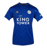 2019-2020 Leicester City Home Football Shirt