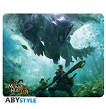 Monster hunter Mouse Pad 348487