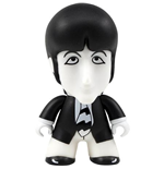 "The Beatles TITANS: Black & White Paul (4.5"")"