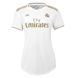 2019-2020 Real Madrid Adidas Womens Home Shirt