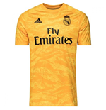 2019-2020 Real Madrid Adidas Home Goalkeeper Shirt (Kids)
