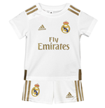 2019-2020 Real Madrid Adidas Home Baby Kit