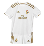 2019-2020 Real Madrid Adidas Home Mini Kit