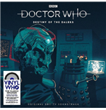 Vynil Doctor Who: Destiny Of The Daleks (Original Bbc Tv Soundtrack)
