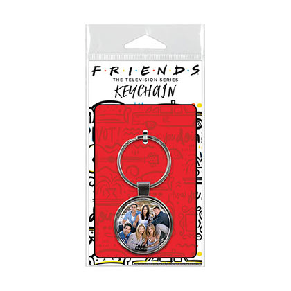 FRIENDS Group Shot Keychain