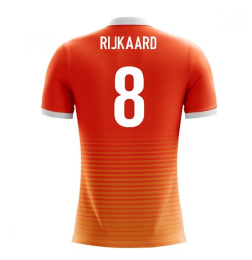 2018-19 Holland Airo Concept Home Shirt (Rijkaard 8)