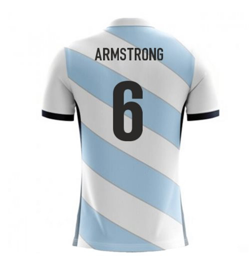 2018-19 Scotland Airo Concept Away Shirt (Armstrong 6)