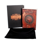 Game of Thrones Journal Fire & Blood 17,5 x 14,5 cm