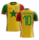 2018-2019 Senegal Third Concept Football Shirt (Your Name)