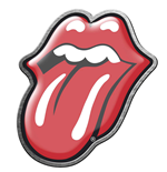 The Rolling Stones Pin Badge: Tongue (Retail Pack)