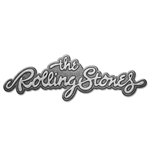The Rolling Stones Pin Badge: Logo (Retail Pack)
