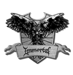 Immortal Pin Badge: Crest (Retail Pack)