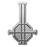 Ghost Pin Badge: Grucifix (Retail Pack)