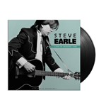 Vynil Steve Earle - Best Of Live In Concert 1988