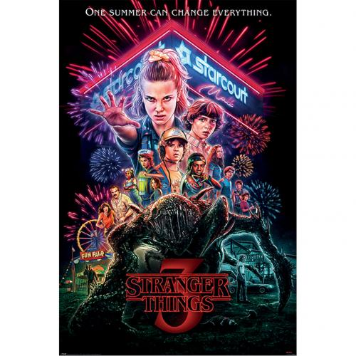 Stranger Things 3 Poster 133